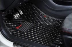 Коврики премиум из экокожи Volkswagen Tiguan 1
