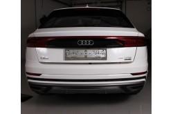 Накладка на заднюю дверь Audi Q8