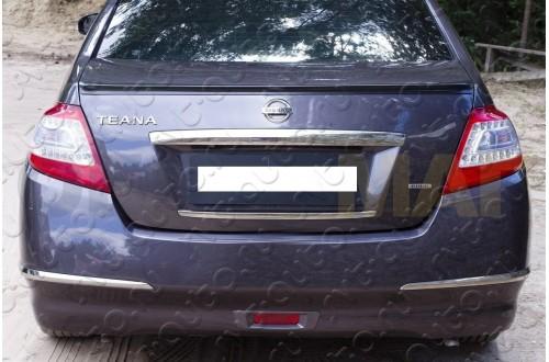 Спойлер крышки багажника Nissan Teana 2 рестайлинг