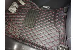 Коврики премиум из экокожи Chevrolet Captiva