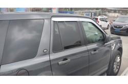 Хромированные дефлекторы окон Land Rover Freelander 2