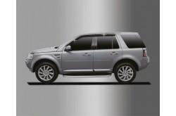 Дефлекторы окон Land Rover Freelander 2