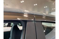 Хромированные дефлекторы окон из 6 частей Hyundai Elantra 7