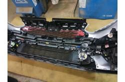Сетка в бампер Kia Cerato GT-Line с установкой