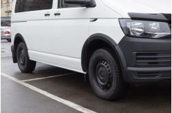 Накладки на колёсные арки Volkswagen Transporter T6