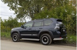 Расширители арок Toyota Land Cruiser 150