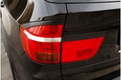 Реснички на задние фонари BMW X5 E70