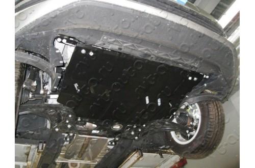 Защита картера Volkswagen Golf 7