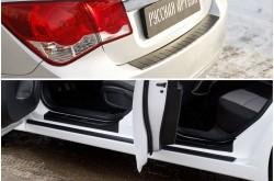 Защитный комплект на Chevrolet Cruze