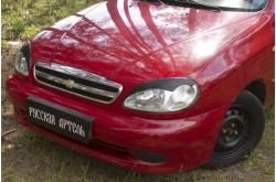 Реснички Chevrolet Lanos
