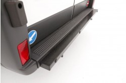 Защита заднего бампера Citroen Jumper