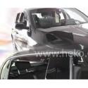 Вставные дефлекторы окон Skoda Superb 2 седан