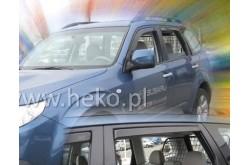 Вставные дефлекторы окон Subaru Forester 3