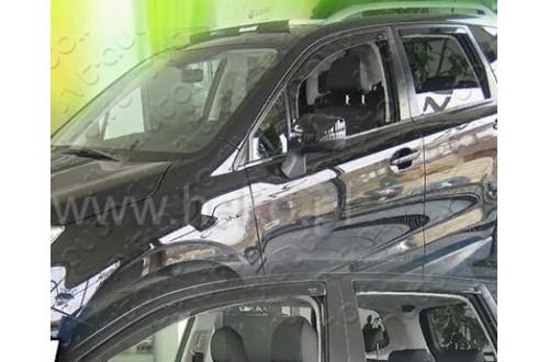Вставные дефлекторы окон Subaru Forester 4