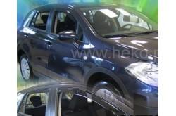 Вставные дефлекторы окон Suzuki SX4 S-Cross