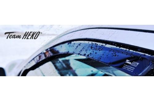 Вставные дефлекторы окон Suzuki Wagon R