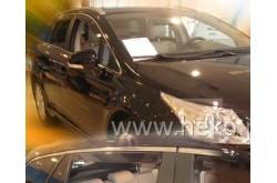 Вставные дефлекторы окон Toyota Avensis 3 универсал