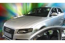 Вставные дефлекторы окон Audi A4 B8 седан
