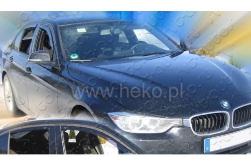 Вставные дефлекторы окон BMW 3 F30 седан