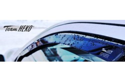 Вставные дефлекторы окон BMW 5 E39 седан