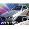 Вставные дефлекторы окон BMW X5 F15