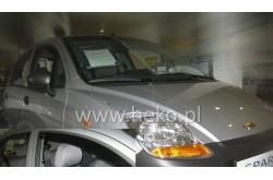 Вставные дефлекторы окон Chevrolet Spark 2