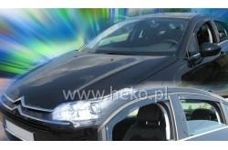 Вставные дефлекторы окон Citroen C5 2 седан