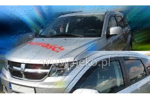 Вставные дефлекторы окон Dodge Journey