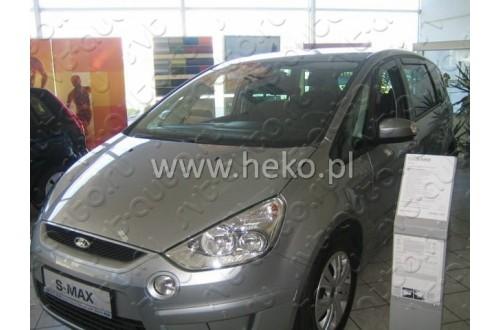 Вставные дефлекторы окон Ford S-Max