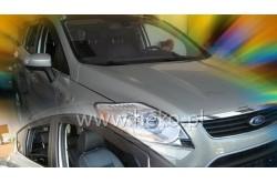 Вставные дефлекторы окон Ford Kuga