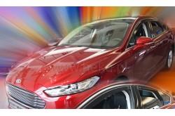 Вставные дефлекторы окон Ford Mondeo 5 седан