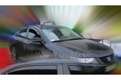 Вставные дефлекторы окон Honda Accord 7 седан