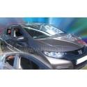 Вставные дефлекторы окон Honda Civic 9 универсал