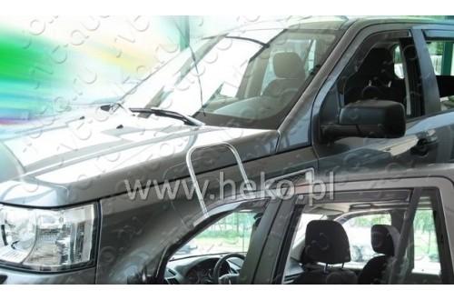 Вставные дефлекторы окон Land Rover Freelander 2