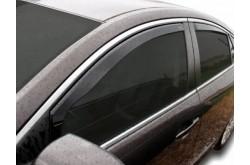 Вставные дефлекторы окон Mazda 6 GH седан