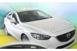 Вставные дефлекторы окон Mazda 6 GJ седан