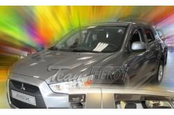 Вставные дефлекторы окон Mitsubishi ASX