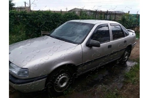 Вставные дефлекторы окон Opel Vectra A