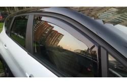 Вставные дефлекторы Renault Kaptur