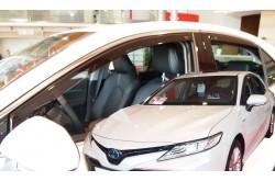 Вставные дефлекторы Toyota Camry XV70