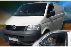 Вставные дефлекторы Volkswagen Transporter T5