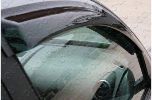 Дефлекторы окон Nissan Almera хетчбэк