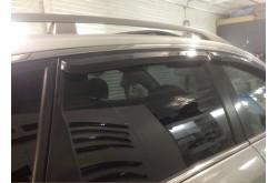 Дефлекторы окон Chevrolet Captiva рестайлинг