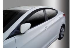 Дефлекторы окон Hyundai Elantra HD