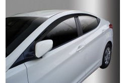 Дефлекторы Hyundai Elantra XD