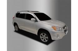 Хромированные дефлекторы Toyota RAV4 2006-2012