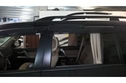 Дефлекторы боковых окон Toyota Land Cruiser 200