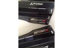 Дефлекторы Mugen Style Mitsubishi Lancer X