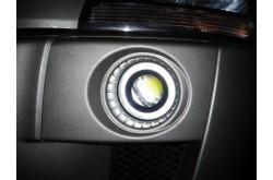 Дневные ходовые огни с ПТФ Hyundai Tucson