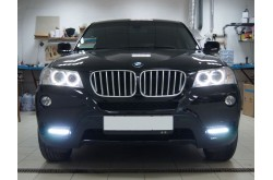 Дневные ходовые огни BMW X3 F25